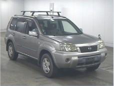 NISSAN X-TRAIL 2003/4WD/NT30