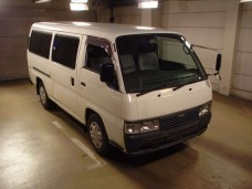 NISSAN CARAVAN 1998/DX SUPER LONG 5 DOOR HIGH DECK/VWGE24