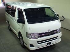 TOYOTA HIACE 2012/DX GL PKG/TRH200V