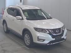 NISSAN X-TRAIL 2018/20X 4WD/HNT32