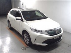 TOYOTA HARRIER 2017/PROGRESS METAL & LEATHER PKG/ZSU60W