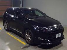 TOYOTA HARRIER 2015/PREMIUM 4WD/AVU65W