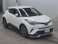 TOYOTA C-HR 2018/G/ZYX10