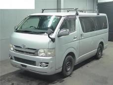 TOYOTA REGIUSACE 2005/SUPER GL 4WD/KDH205